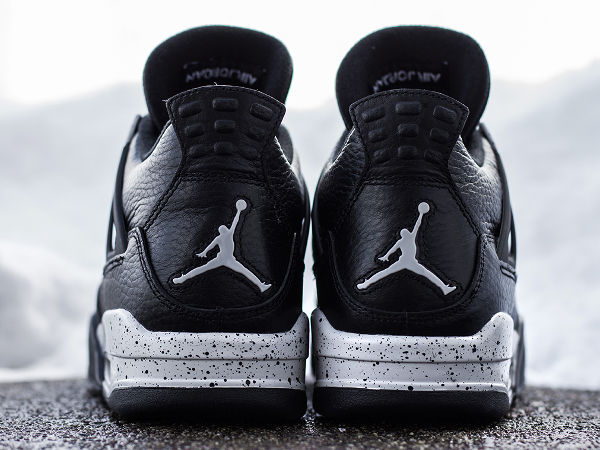 Air Jordan 4 Oreo Retro 2015 belle photo (3)