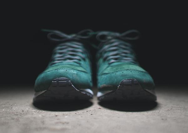 Asics Gel Lyte V Outdoor  Dark Green  (vert bouteille) ... 7bfd6951cf94