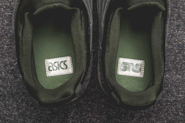 Asics Gel Lyte V x SNS 'Tailor' (Tweed) (4)