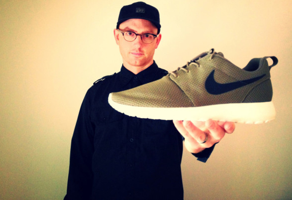 Dylan Raasch le créateur de la Nike Roshe Run