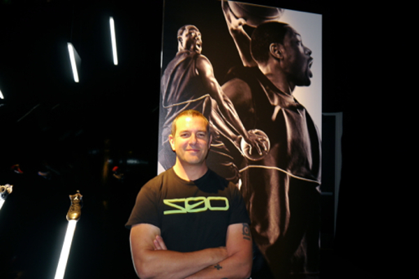 Mark Smith designer Nike Air Yeezy 1