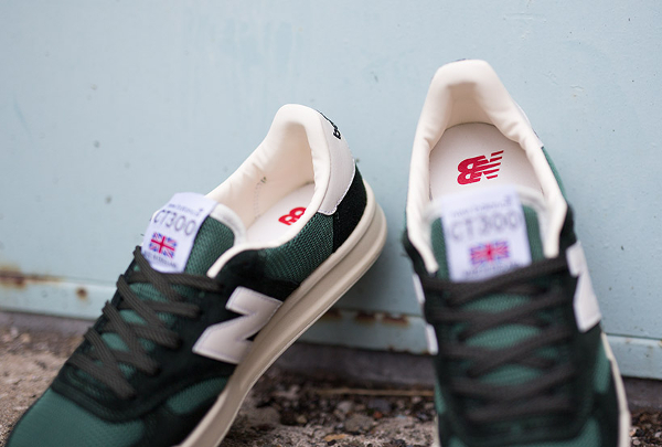 New Balance CT300 'Forrest Green'  (4)