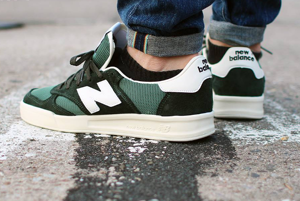 New Balance CT300 'Forrest Green' aux pieds (3)