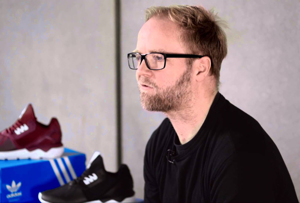 Nick Galway créateur Adidas Tubular Runner