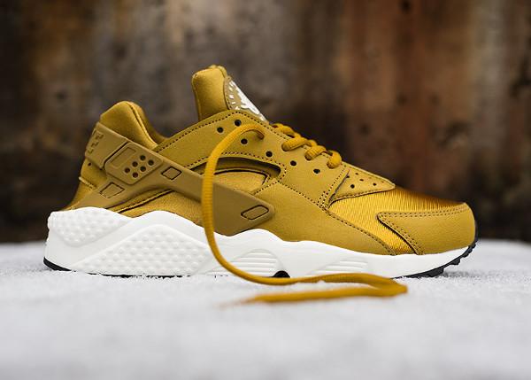 Nike Air Huarache 'Bronzine' (dorée) (3)
