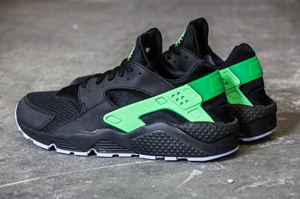 Nike Air Huarache Poisn Green