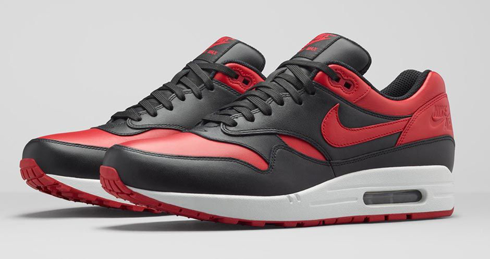 Nike Air Max 1 Bred (Valentine's Day) photo officielle (2)
