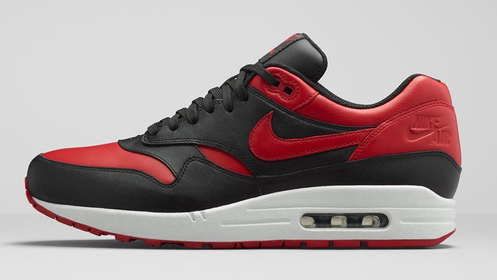 Nike Air Max 1 Bred (Valentine's Day) photo officielle (3)
