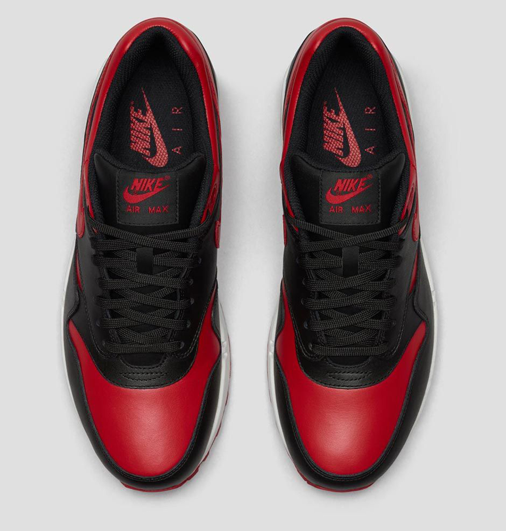 Nike Air Max 1 Bred (Valentine's Day) photo officielle (4)