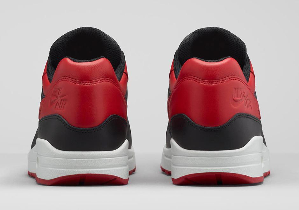Nike Air Max 1 Bred (Valentine's Day) photo officielle (5)