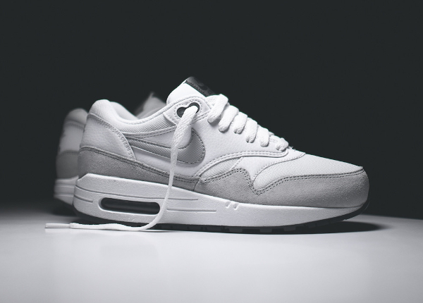 Nike Air Max 1 Essential 'Grey Mist' (gris et blanc) (1