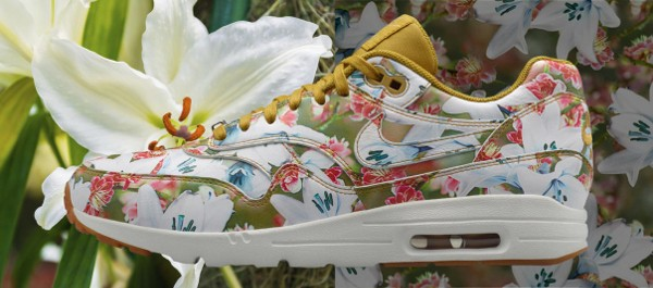 Nike Air Max 1 Ultra City Floral Milan (fleurs) (1)