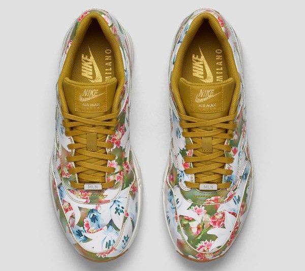 Nike Air Max 1 Ultra City Floral Milan (fleurs) (2)