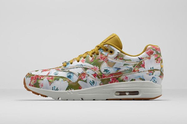 Nike Air Max 1 Ultra City Floral Milan (fleurs) (4)