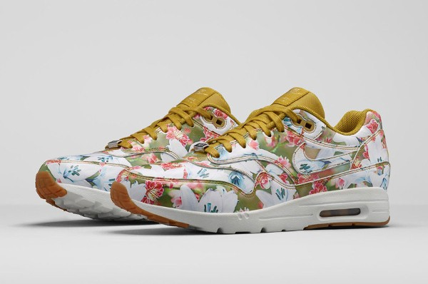 Nike Air Max 1 Ultra City Floral Milan (fleurs) (5)