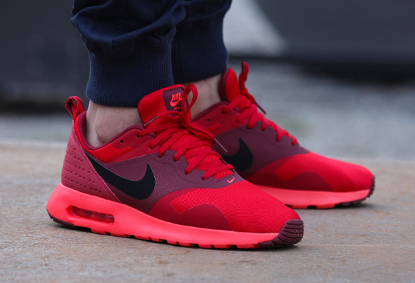 Nike Air Max Tavas 'University Red' (rouge) (3)