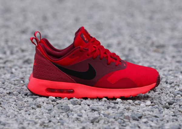 Nike Air Max Tavas 'University Red' (rouge) (4)