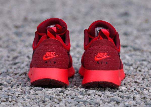 Nike Air Max Tavas 'University Red' (rouge) (5)