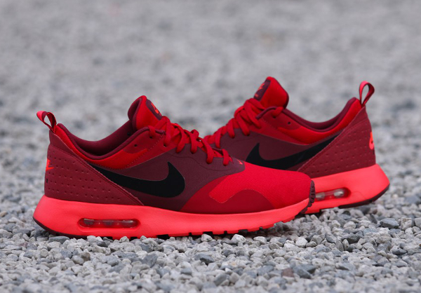 Nike Air Max Tavas 'University Red' (rouge) (6)