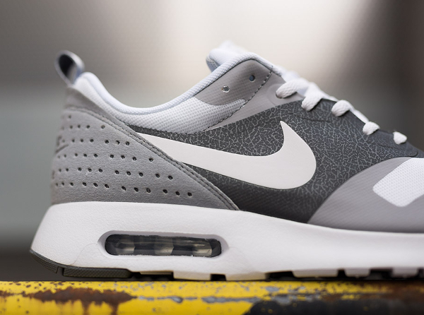 Nike Air Max Tavas 'White Grey' (gris) (3)