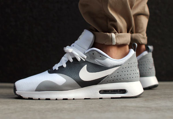 Nike Air Max Tavas 'White Grey' (gris) (6)