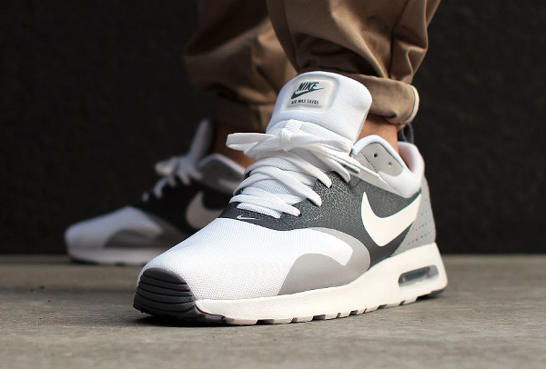 Nike Air Max Tavas 'White Grey' (gris) (7)