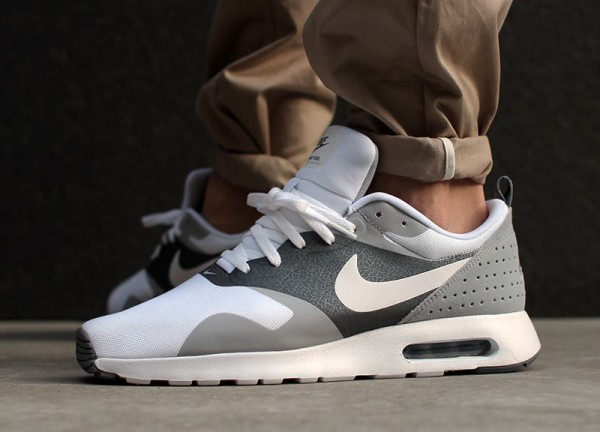 Nike Air Max Tavas 'White Grey' (gris) (8)
