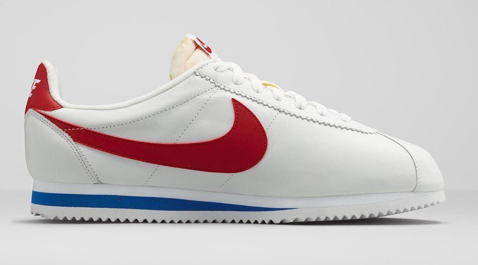 Nike Cortez OG 2015 White & Red (blanc et rouge) (5)