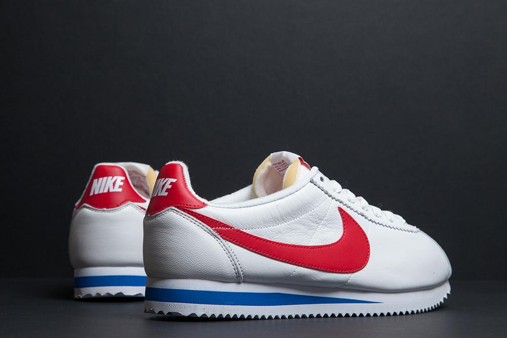 Nike Cortez OG 2015 White & Red (blanc et rouge) (9)