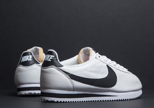 Nike Cortez White Black QS 2015-2