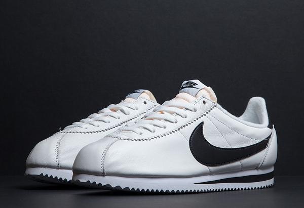 Nike Cortez White Black QS 2015