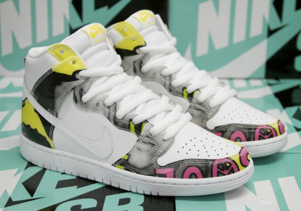 Nike Dunk High SB 'De La Soul'