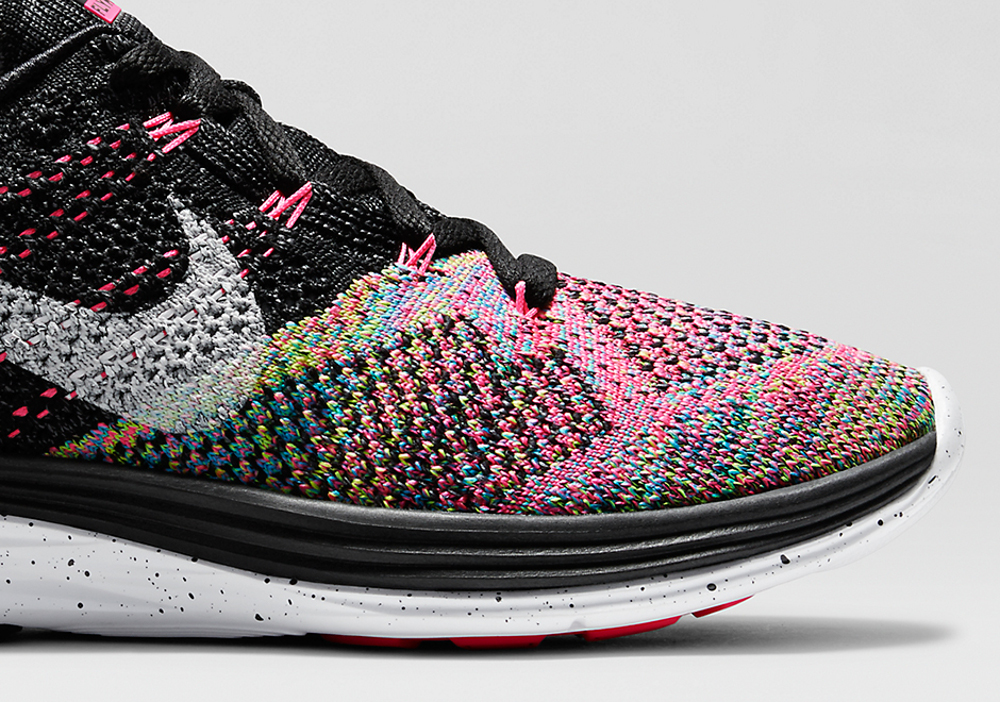 Nike Flyknit Lunar 3 'Multicolor' Orange' 'Total Orange' 'Multicolor' c69b13