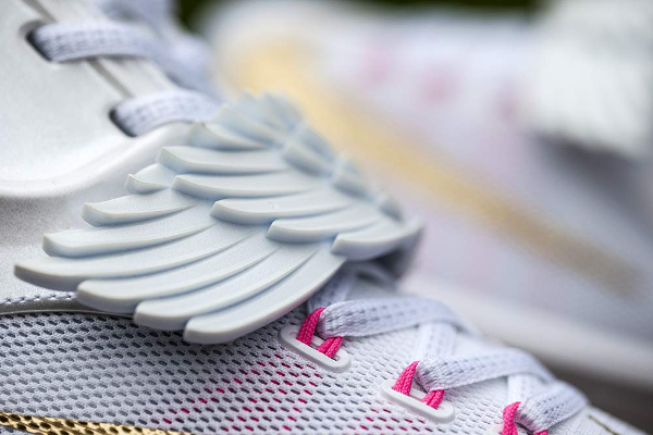 Nike KD 7 'Aunt Pearl' (White Metallic Gold Pink) (6)