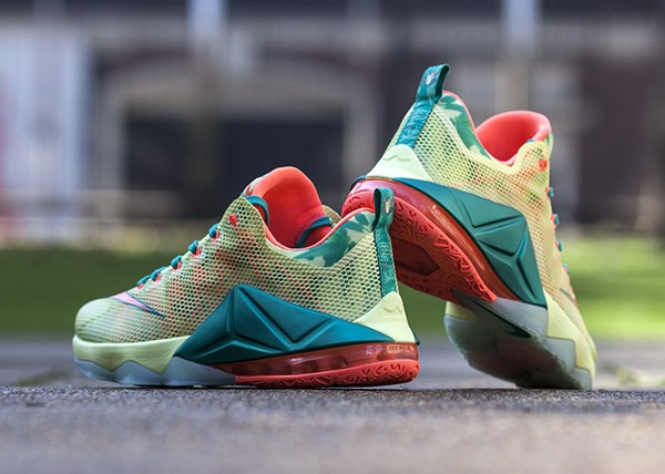 Nike Lebron 12 Low 'LeBronold Palmer' (1)