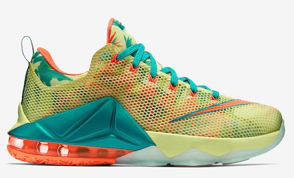 Nike Lebron 12 Low 'LeBronold Palmer' (2)