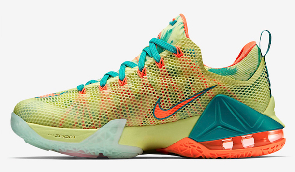 Nike Lebron 12 Low 'LeBronold Palmer' (3)