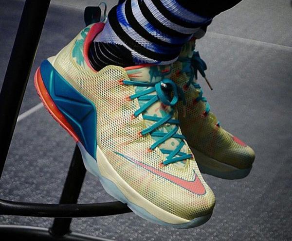Nike Lebron 12 Low 'LeBronold Palmer' (8)