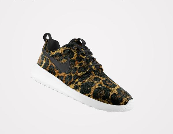 Nike Roshe Run ID Leopard (2)
