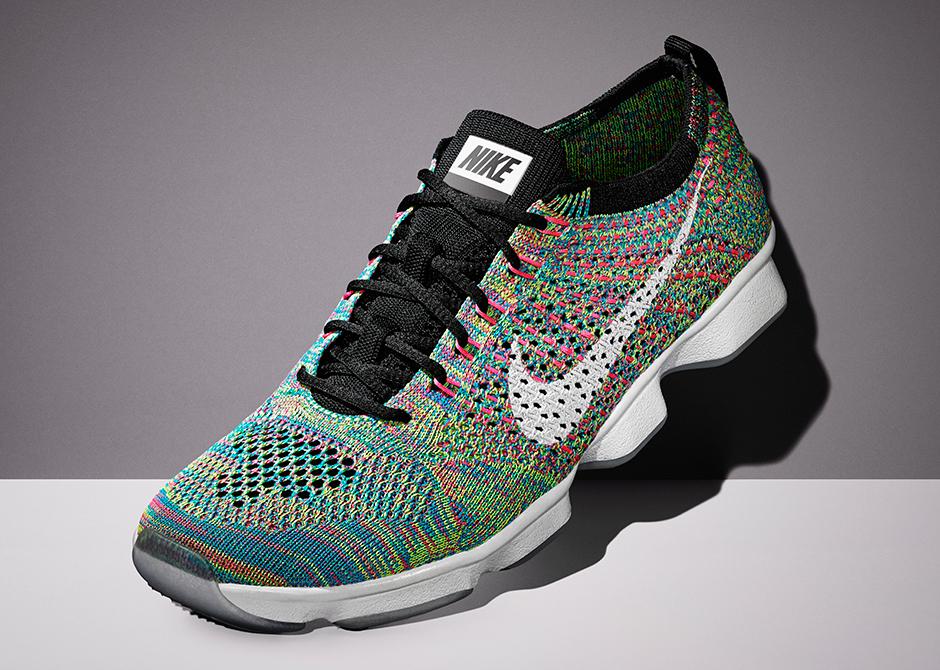 Nike Zoom Agility Flyknit 'Multicolor' (2)