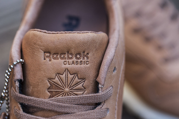 Reebok Classic Leather Lux 'Horween' (tan) (4)