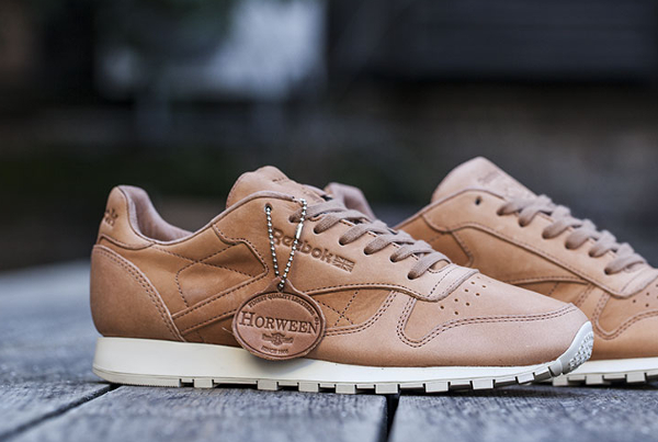 Reebok Classic Leather Lux 'Horween' (tan) (5)