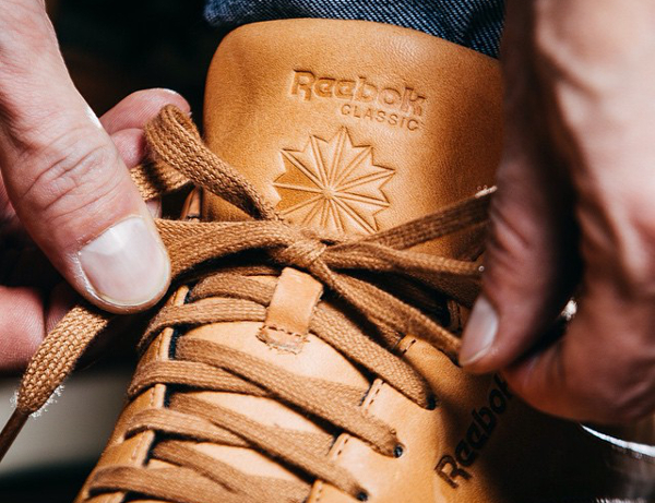 Reebok Classic Leather Lux 'Horween' (tan) (8)