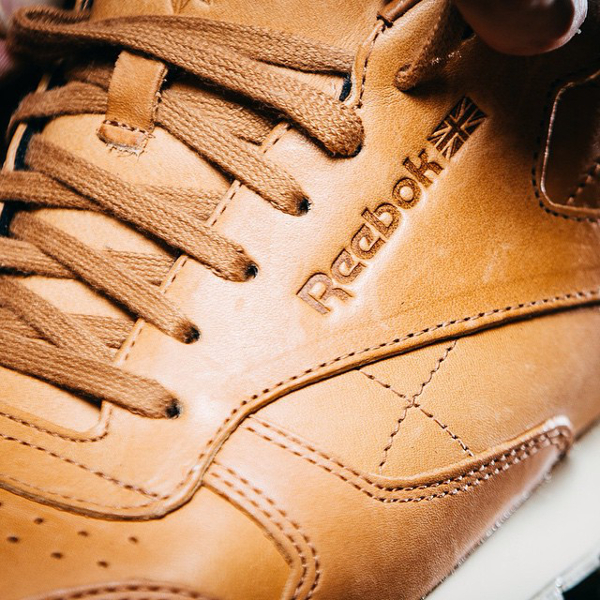 Reebok Classic Leather Lux 'Horween' (tan) (9)