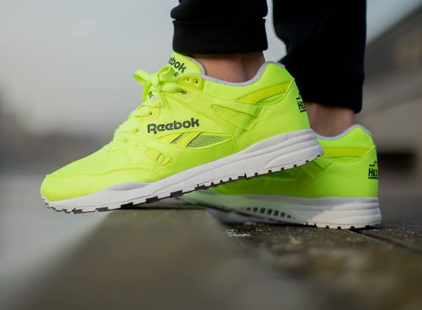 Reebok Ventilator DG Solar Yellow