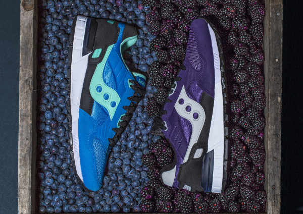 Saucony Shadow 5000 FRESHLY PICKED  (1)