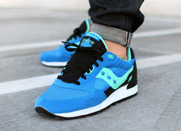 Saucony Shadow 5000 FRESHLY PICKED (myrtille)  (2)
