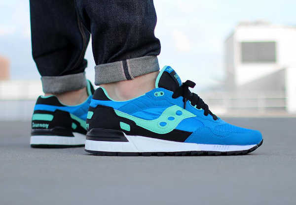 Saucony Shadow 5000 FRESHLY PICKED (myrtille)  (3)