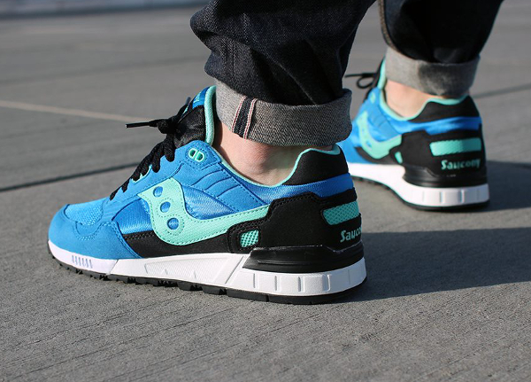 Saucony Shadow 5000 FRESHLY PICKED (myrtille)  (4)