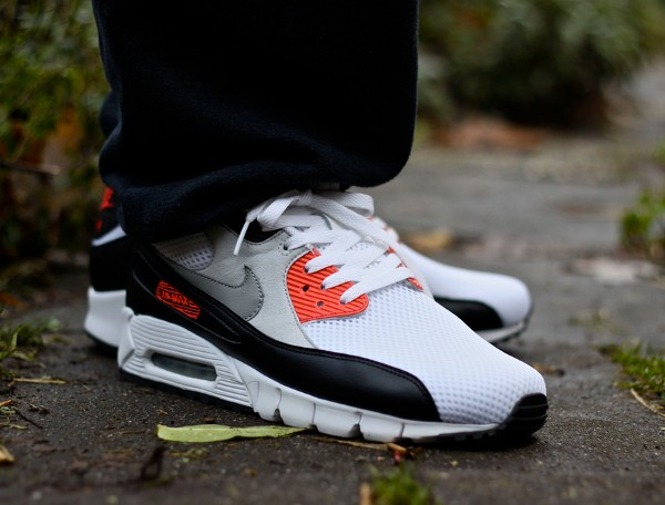 2008-Nike Air Max 90 Current Infrared - Lino Miller